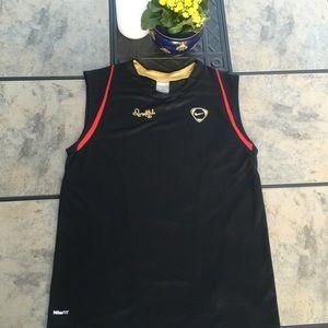 Nike • FitDry Ronaldinho 10 Sleeveless Tank Shirt